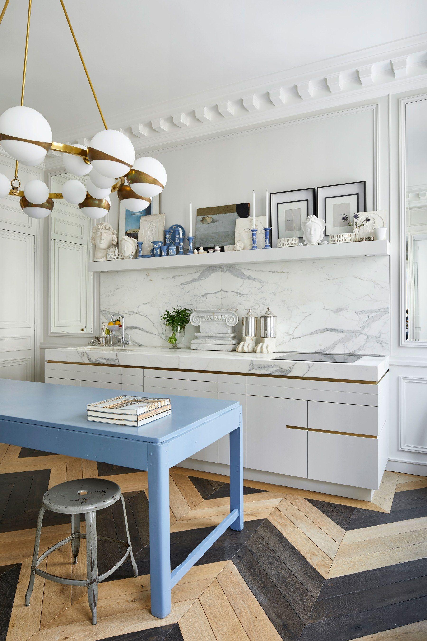 Fashion Designer Alexis Mabille S Paris Apartment Is A Romantic S