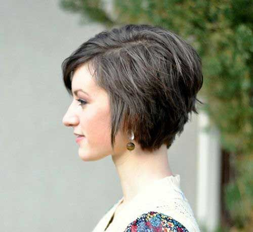 Quick angled bob hairstyles for short hair - Cool & Trendy Short ...