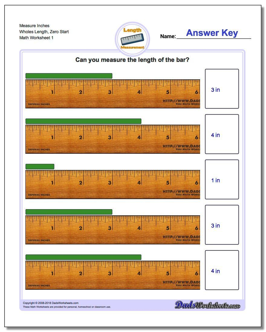Reading A Ruler Worksheet A Reading A Ruler Worksheet Is A Number Of Short Questionnaires On A Unique Topic A Lembar Kerja Matematika Matematika Pendidikan