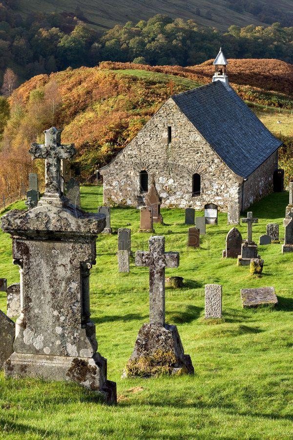 coisasdetere: Cille Choiril.  Eine alte Kirche und Friedhof in den schottischen Highlands.