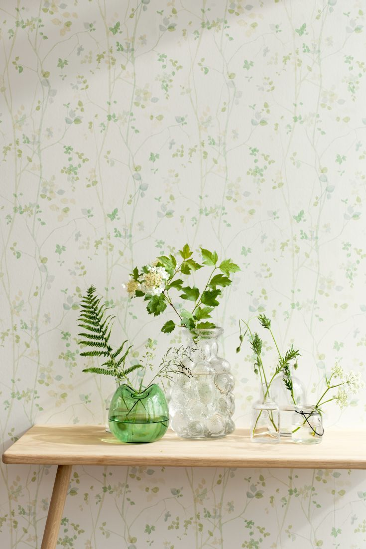 Stunning Scandinavian Wallpaper Design From The Eco Nature Collection インテリア