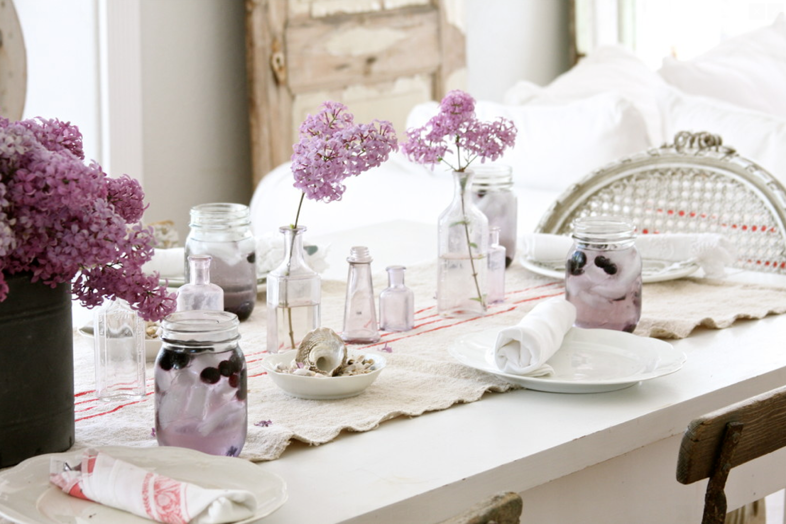 Estilo Shabby Chic para esta Primavera | Home Decor | Pinterest ...