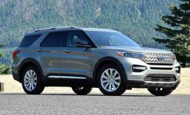 2020 Ford Explorer Hybrid Engine 2020 Ford Explorer Ford