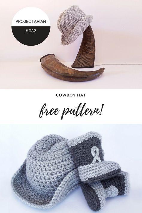 PROJECT #032: COWBOY HAT