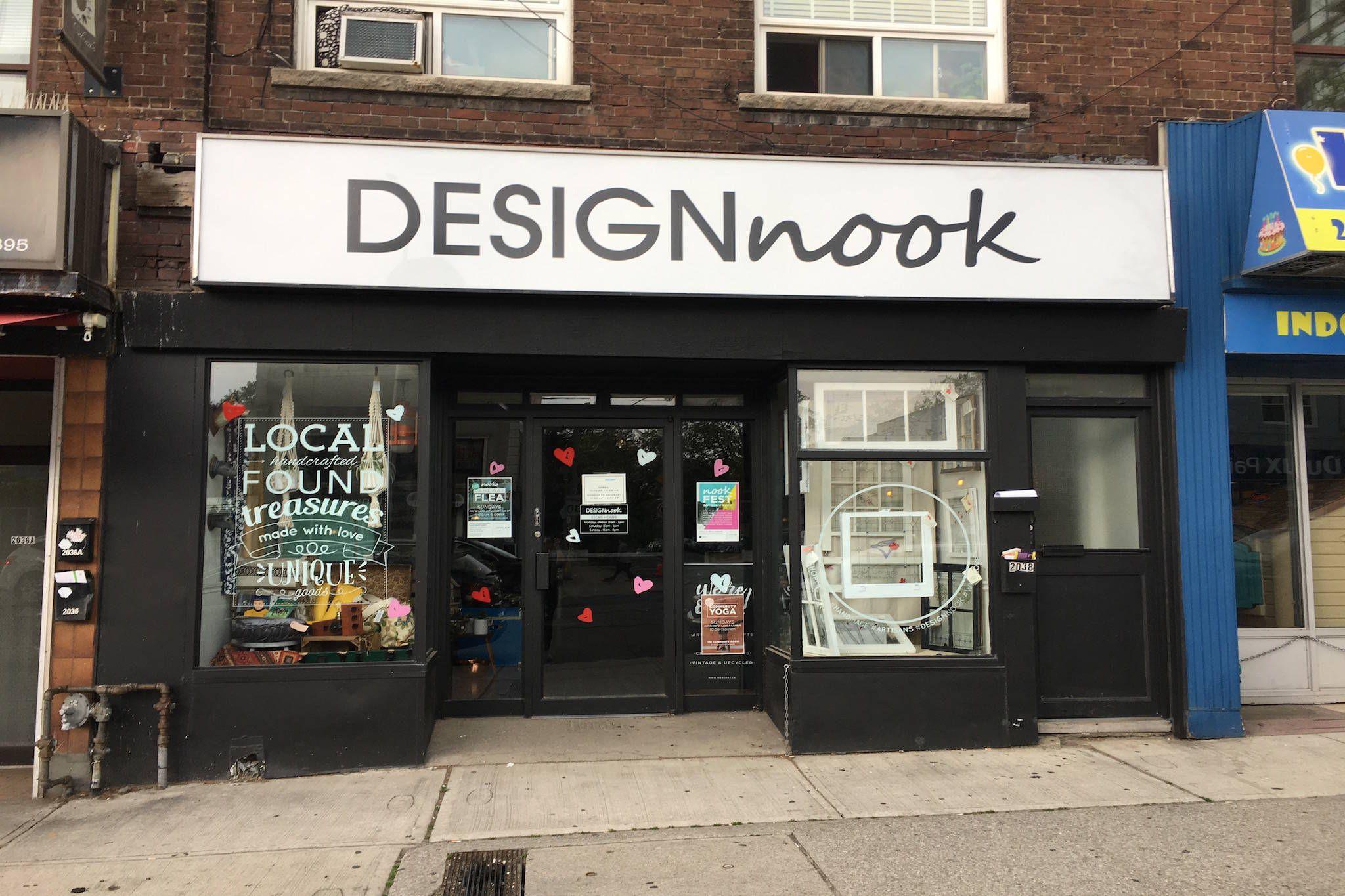 Design nook (2038 Danforth Ave) Design, Danforth, Toronto