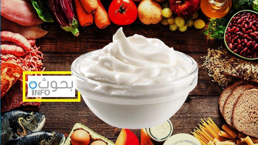 طريقة عمل كريمة الطبخ Food Cheese Dairy