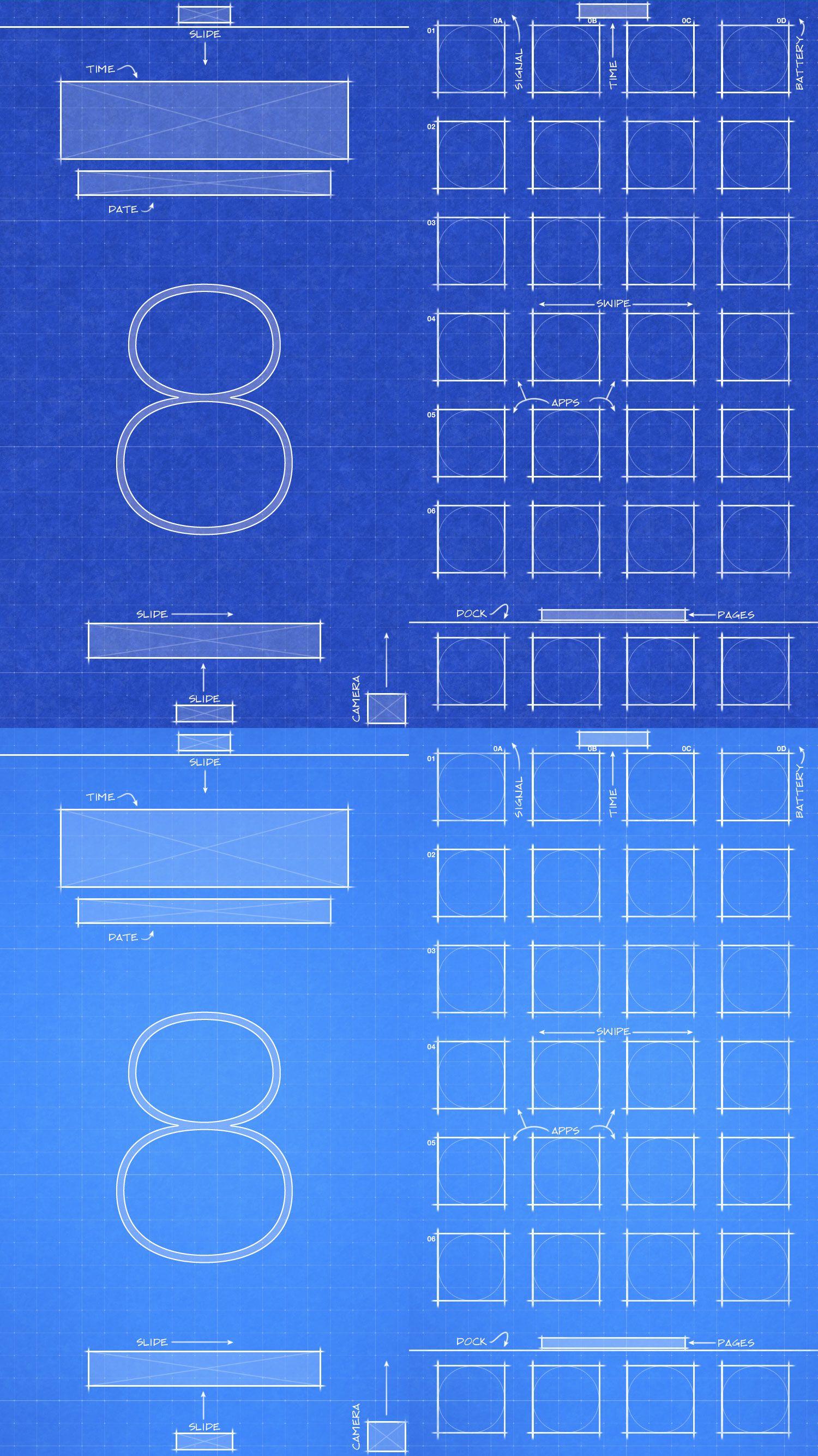 iphone 6 ios8 blueprint wallpaper by jessemunoz deviantart com on deviantart