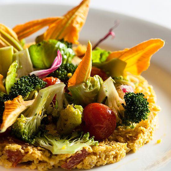 Vegan And Vegetarian Restaurants Elizabeth S Gone Raw Washington Dc