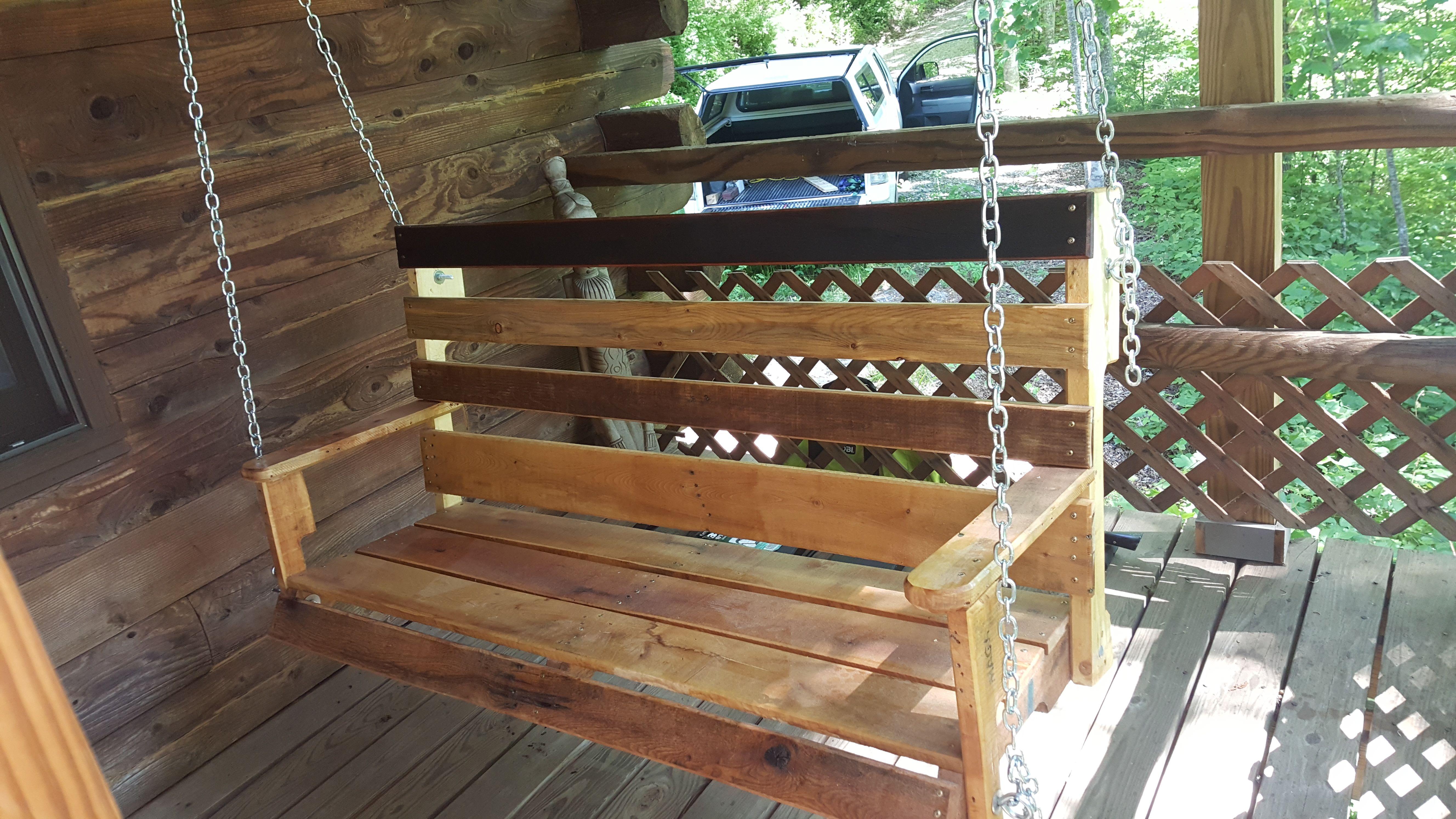 Complete Pallet Garden Set Pallet Ideas 1001 Pallets: Carriage Bolt, Pallets And Porch