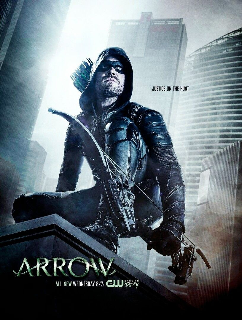New Poster For Arrow Season5 Arrow Tv Flash Arrow Green Arrow