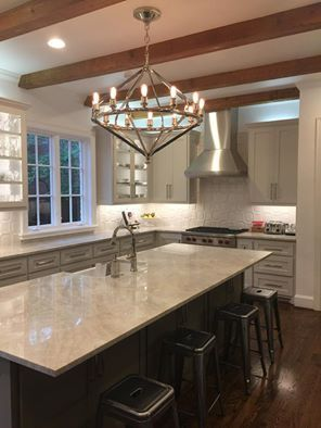Love The Kitchen Lighting Backsplash Too Whats Your Favorite - What's new in kitchen lighting