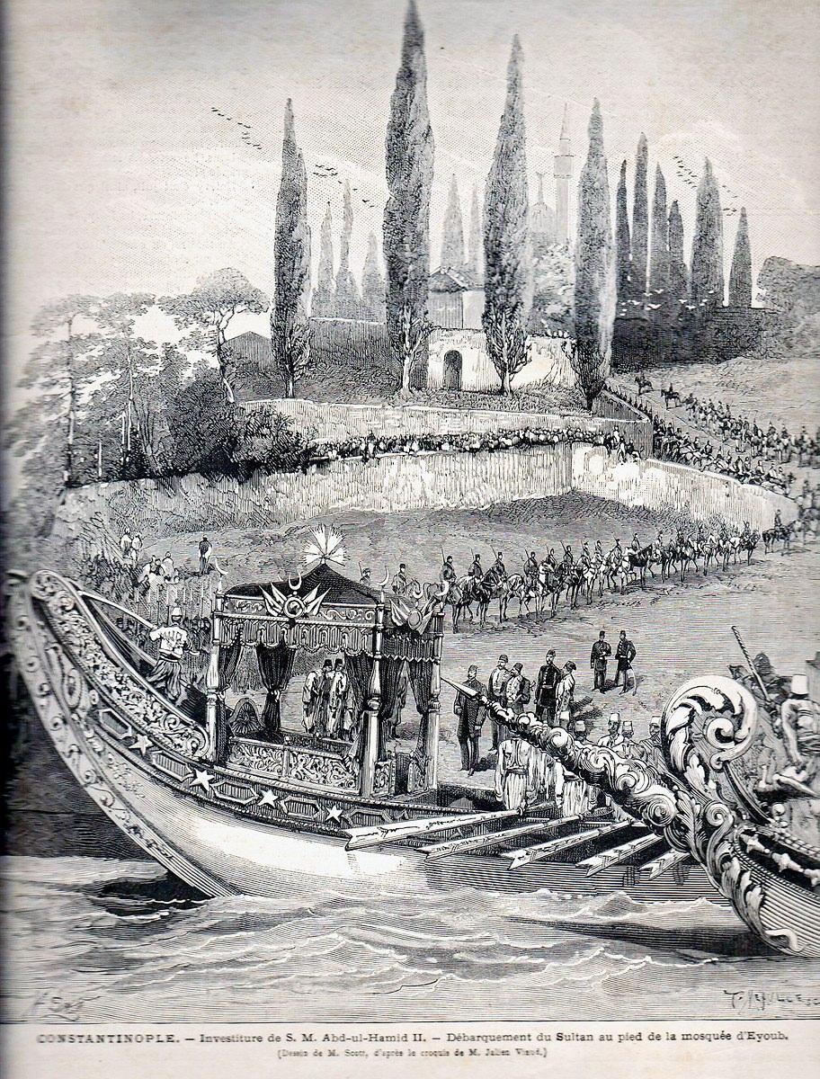Sultan Ii Abdulhamid Han In Yaptigi Yeniliklere Sultan Ottoman Ottoman Empire Historical Pictures