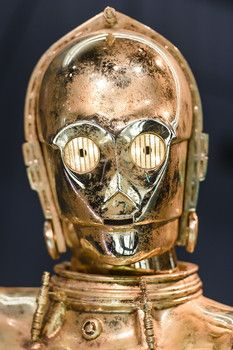 Anthony Daniels, the actor in C-3PO's gold suit, wrote the introduction to 'Return of the Jedi: The National Public Radio Dramatization'