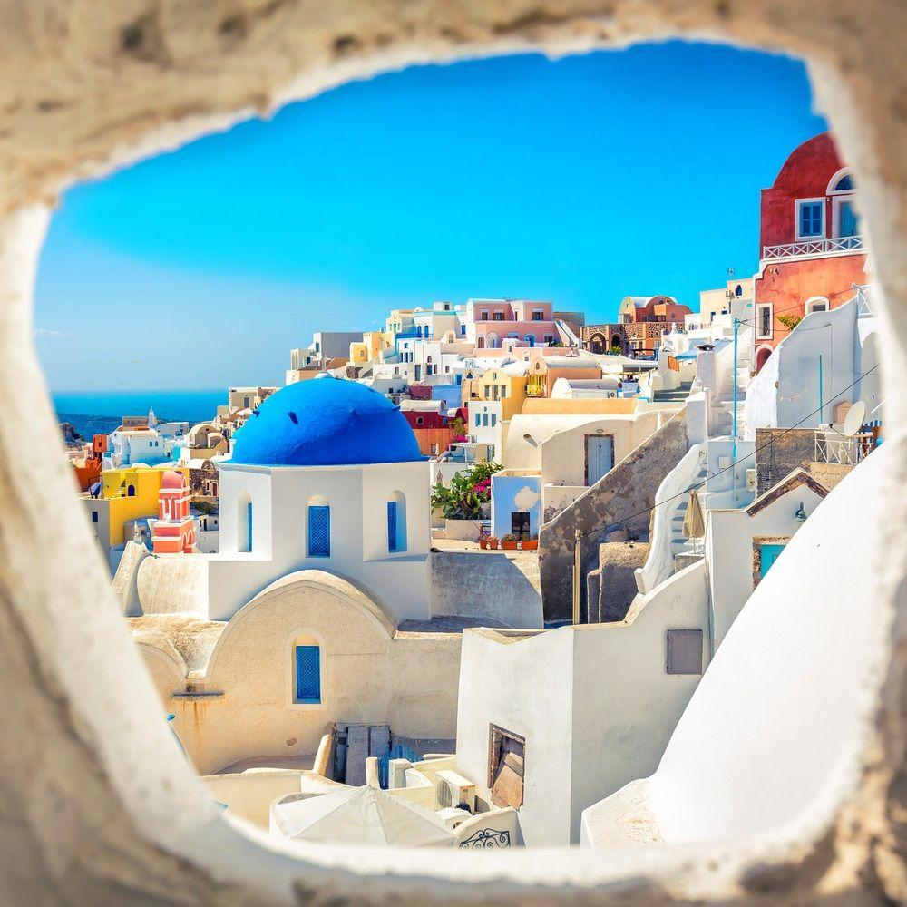 Santorini Holidays - Compare & Book | Greece travel ...