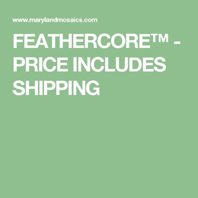 Feathercore Backer Board Shipping Included Backerboard Backer Board Fiberglass Mesh