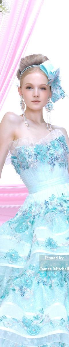 Fairytale fashion fantasy / karen cox.  STELLA DE LIBERO.....❤