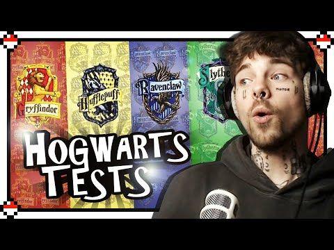 Zu Welchem Hogwarts Haus Gehore Ich Taddl Youtube Hogwarts Hogwarts Hauser Youtube