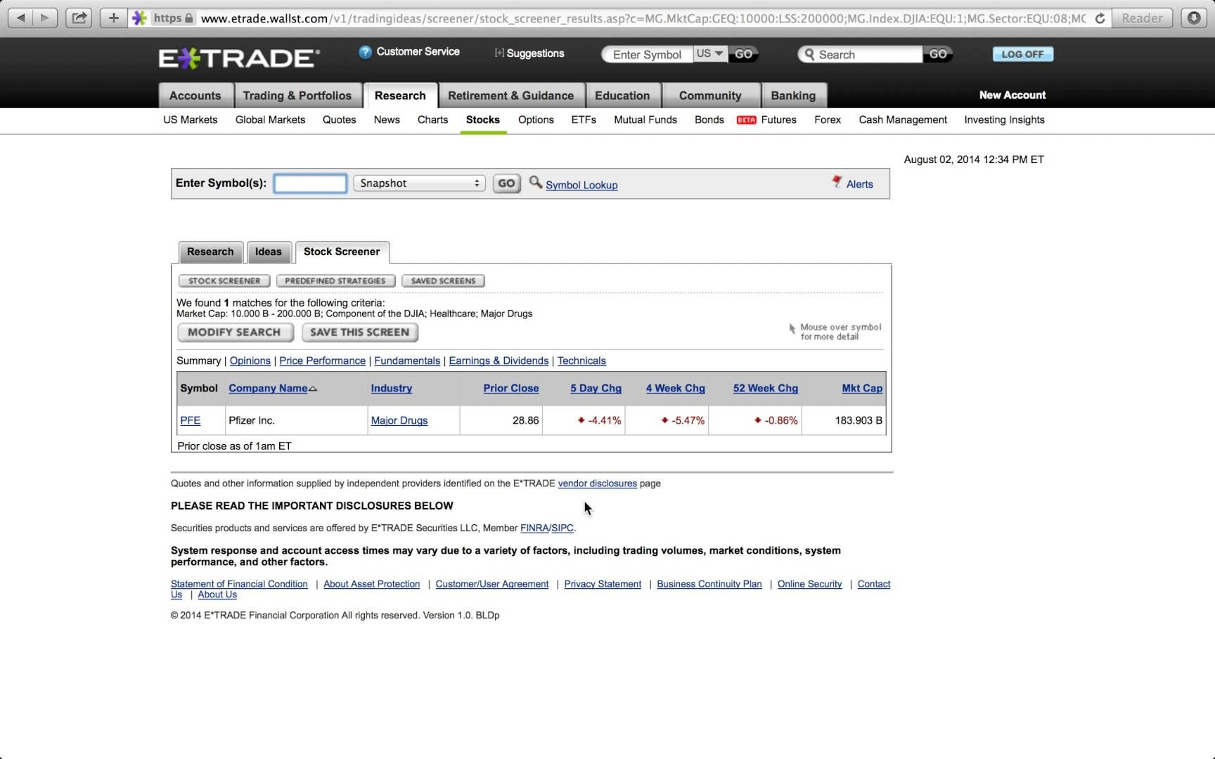 How to buy stocks (using eTrade) (With images) E trade