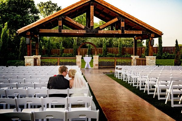 Gorgeous Outdoor Wedding Venue Near Katy TX THE SPRINGS Event In Brookshire