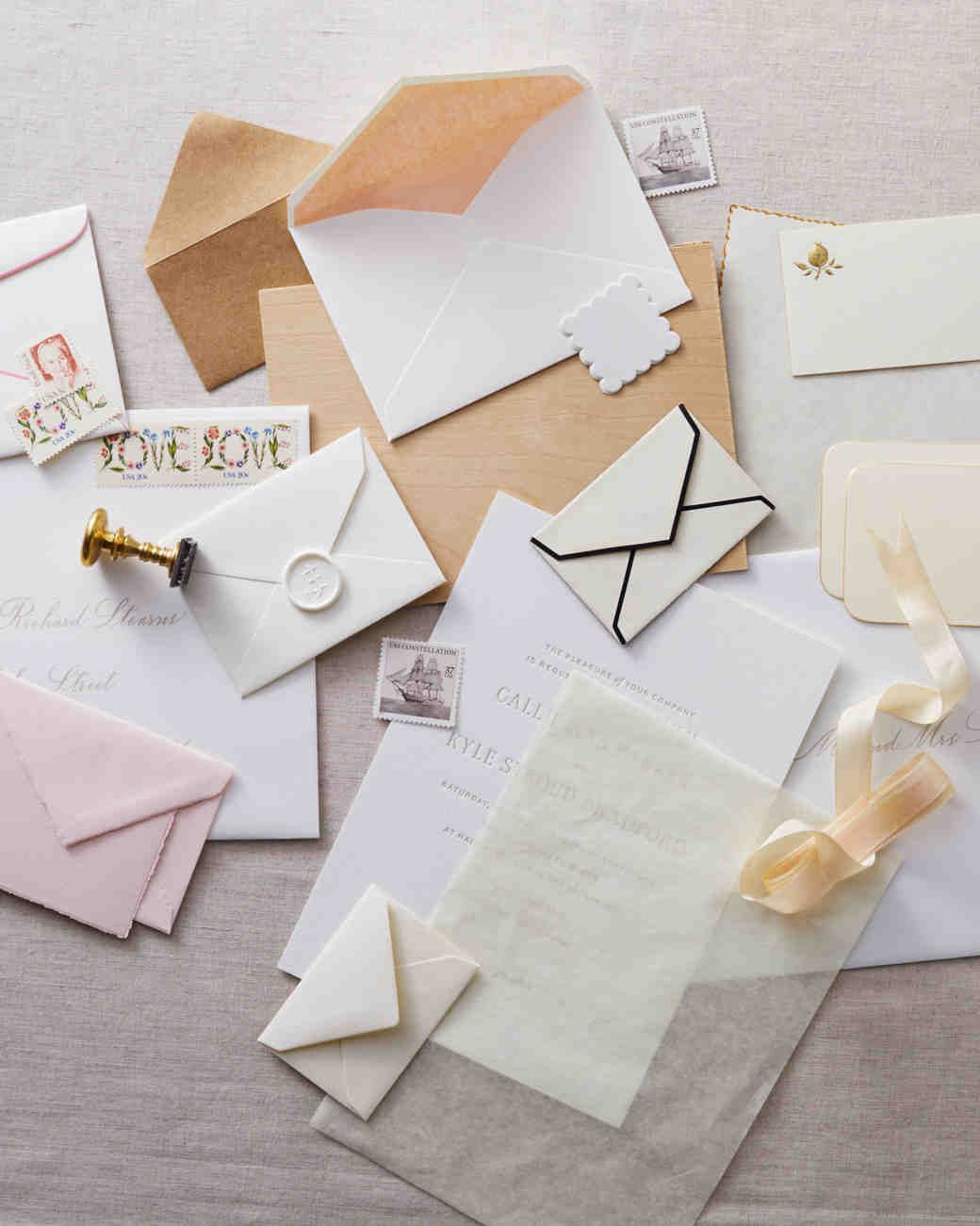 How To Address Guests On Wedding Invitation Envelopes