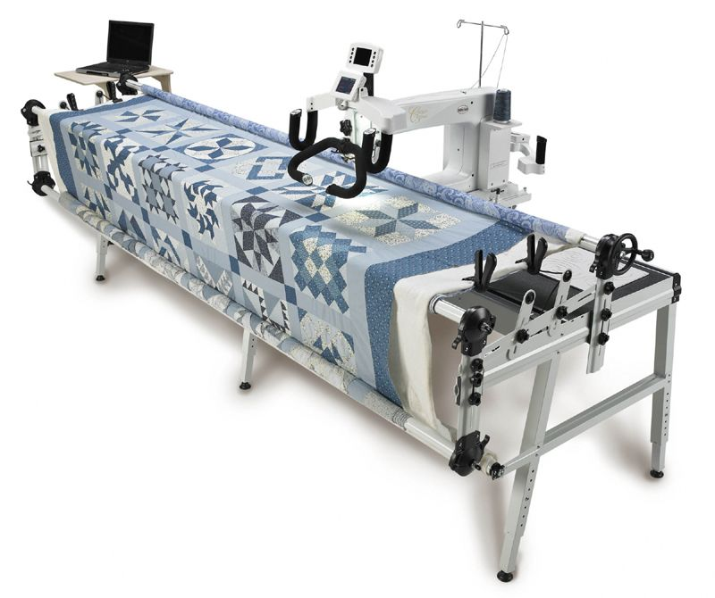Baby Lock Crown Jewel Quilting Machine w/Quilting Frame! It's a ... : long arm quilting frames - Adamdwight.com