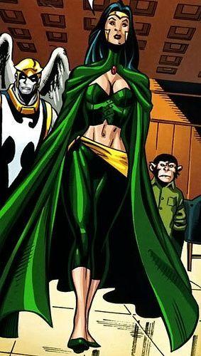Enchantress (DC) vs Raven - Battles - Comic Vine