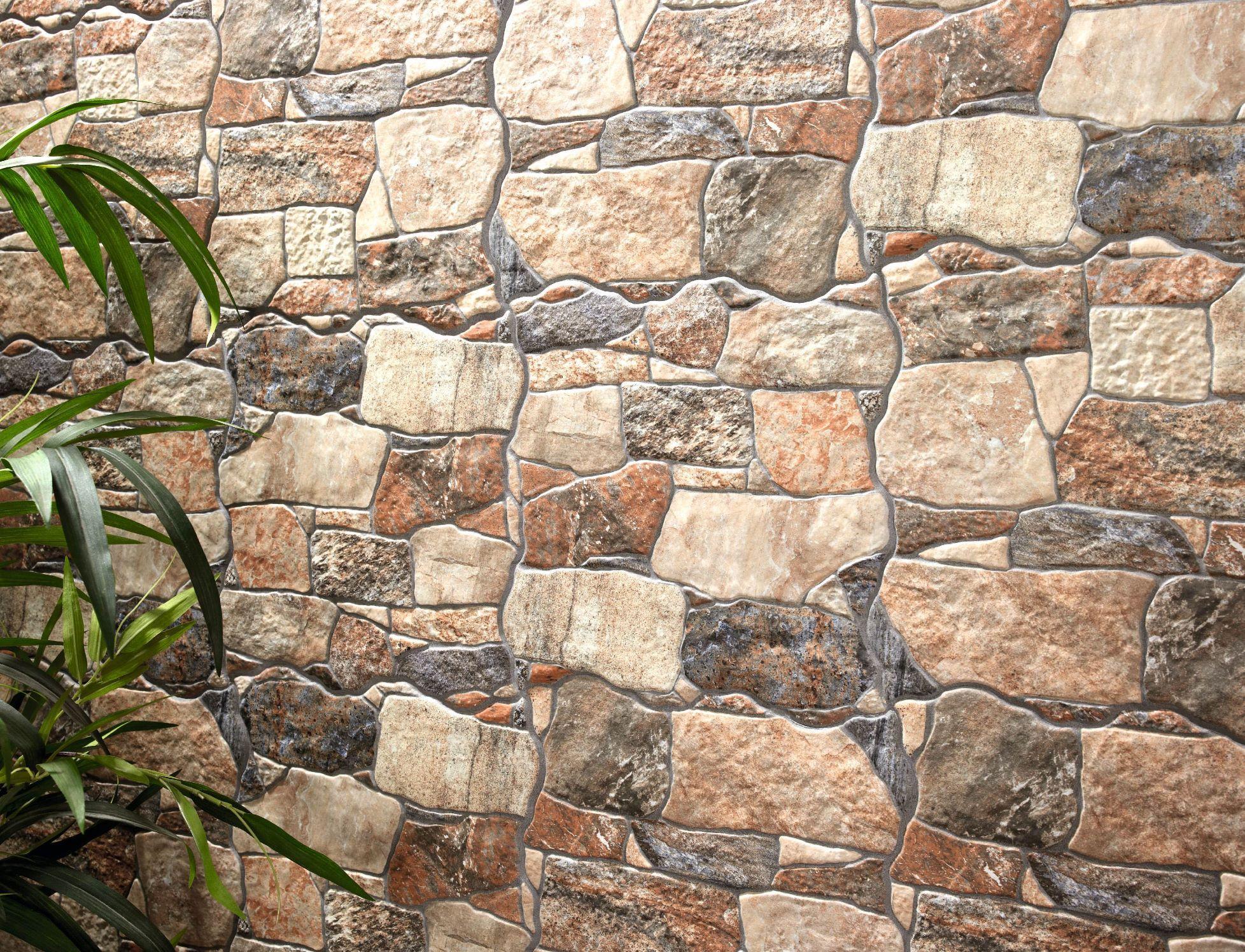 Estepa Por Rustico Pavimento Imitacion Piedra Pinterest  ~ Baldosas Imitacion Piedra Para Paredes