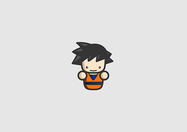 Character Design Dragon Ball Z : Dragon ball z character designs tat idea pinterest