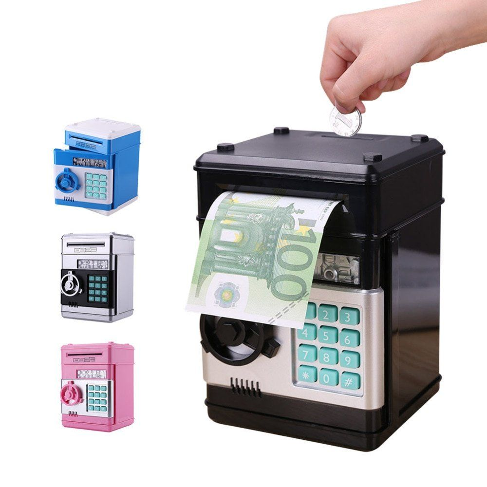 Home Digital Piggy Bank