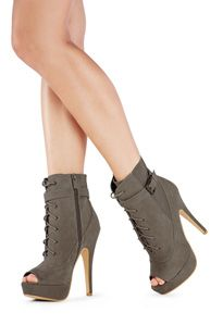 f6af9c6e822 Ankle Boots & Booties for Women   JustFab   Fall*   Boots, Bootie ...