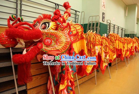 Best Dragon Dance Costumes Complete Set for Grand Opening and Festival Celebrations | Chinese Style | Pinterest | Dragon dance Grand opening and Dance ... & Best Dragon Dance Costumes Complete Set for Grand Opening and ...