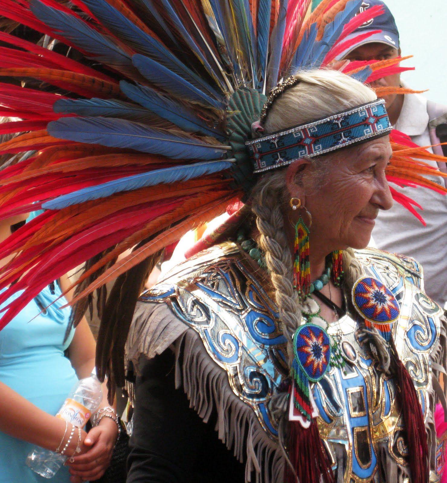 65 year old Indigenous woman of Mexico, Maria Maya ... Indigenous Aztec Women