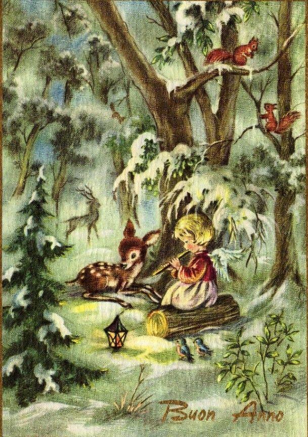 Miss Jane: Christmas Cards 1 (Turkish)