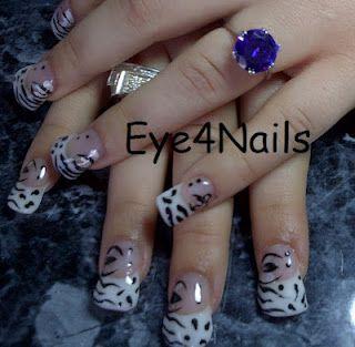 #acrylic #nails #ducknails