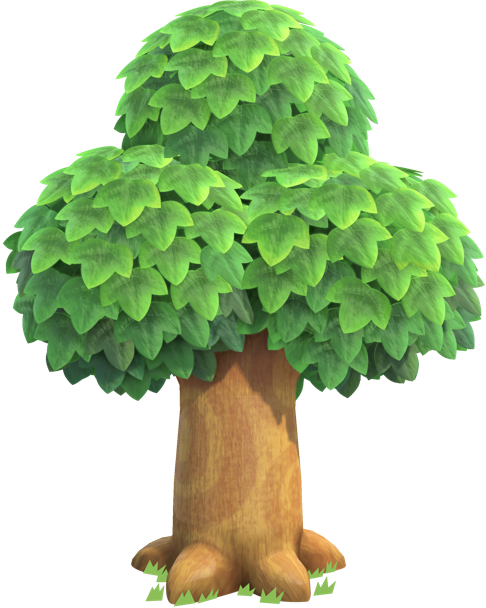 Http Www Animal Crossing Com New Horizons Assets Img Global Tree 2b 2x Png Summer Trees Animal Crossing Animals