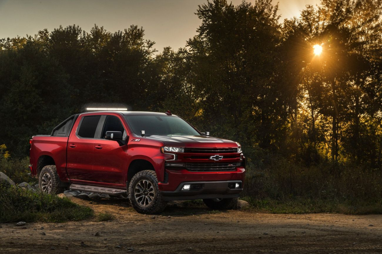 Chevrolet Accessories New Off Road Appearance Package For The 2019 Silverado 1500 Includes A Sport Bar Of Chevrolet Silverado Silverado Chevrolet Accessories