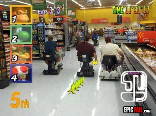 Mario Kart Humor Win Super Mario Funny Images Crazy Funny Pictures
