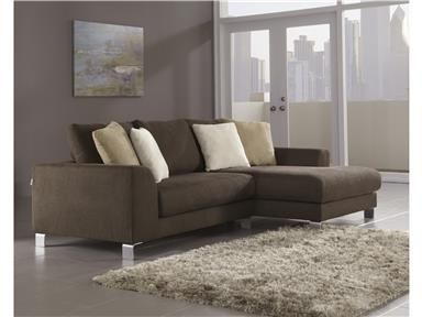 Shop For Ashley LAF Loveseat, U8630155, And Other Living Room Sectionals At  I.