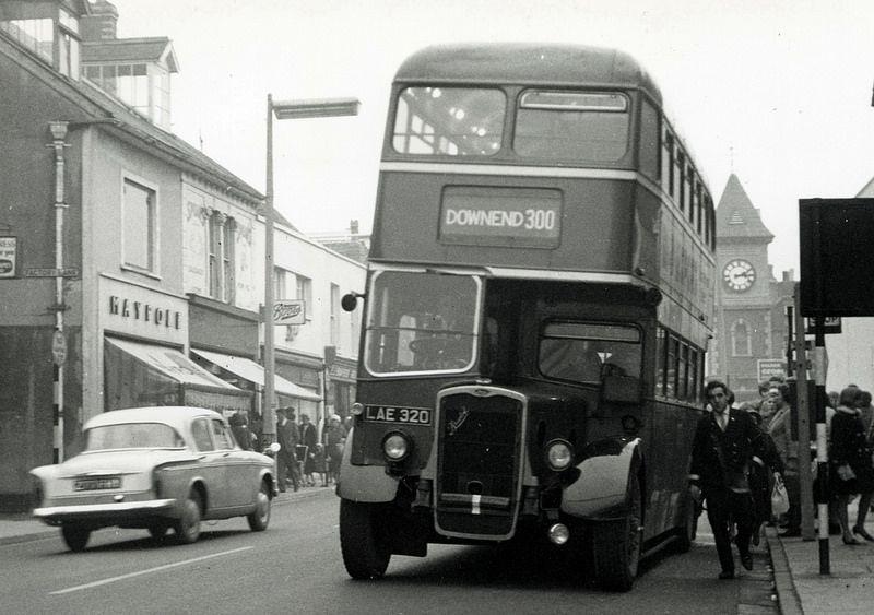 Bristol Omnibus Company, Kingswood, Bristol Bristol