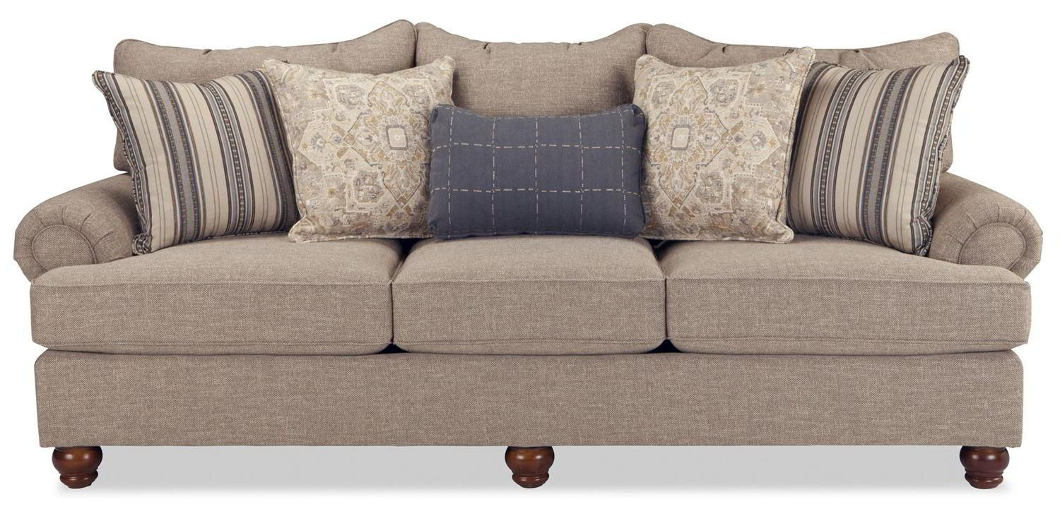 Tolliver Sofa Hickorycraft Frontroom Furnishings Traditional