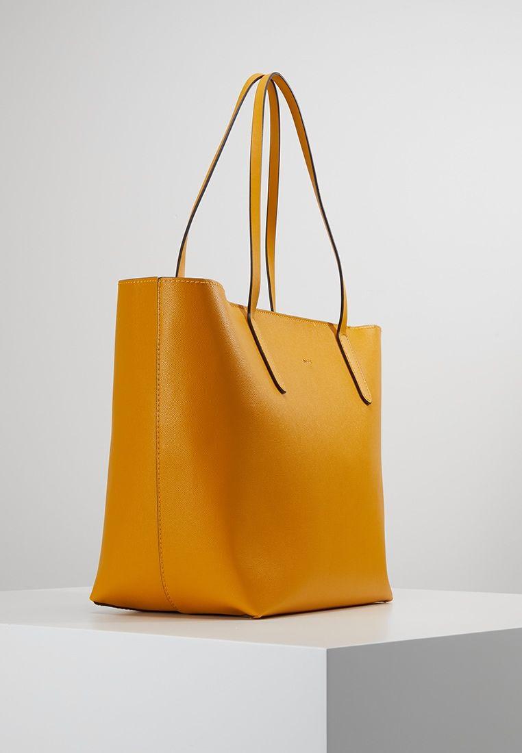 c5d59f338f6 AGRENAVEN - Handbag - mustard   Zalando.co.uk 🛒