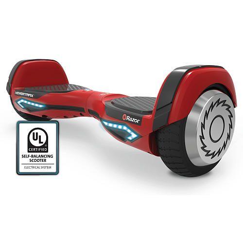 Razor Hovertrax 2 0 Self Balancing Smart Scooter Red Razor