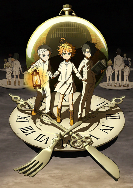 The Promised Neverland Bluray in 2020 Anime, Neverland