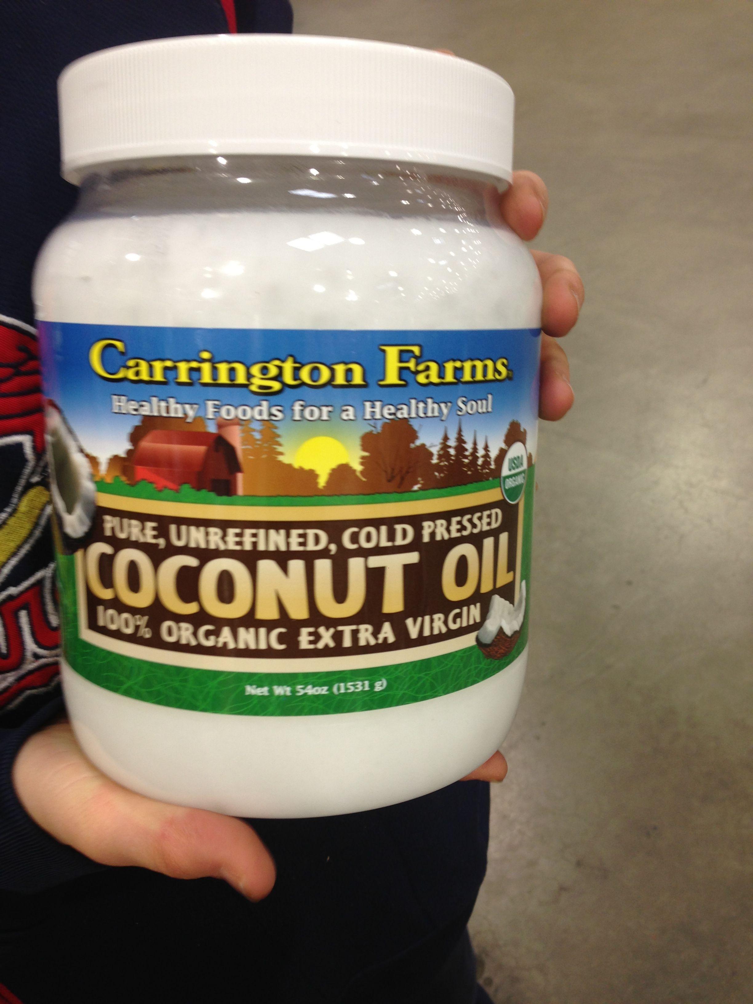 Coconut oil at costco for 1499 cold pressed coconut