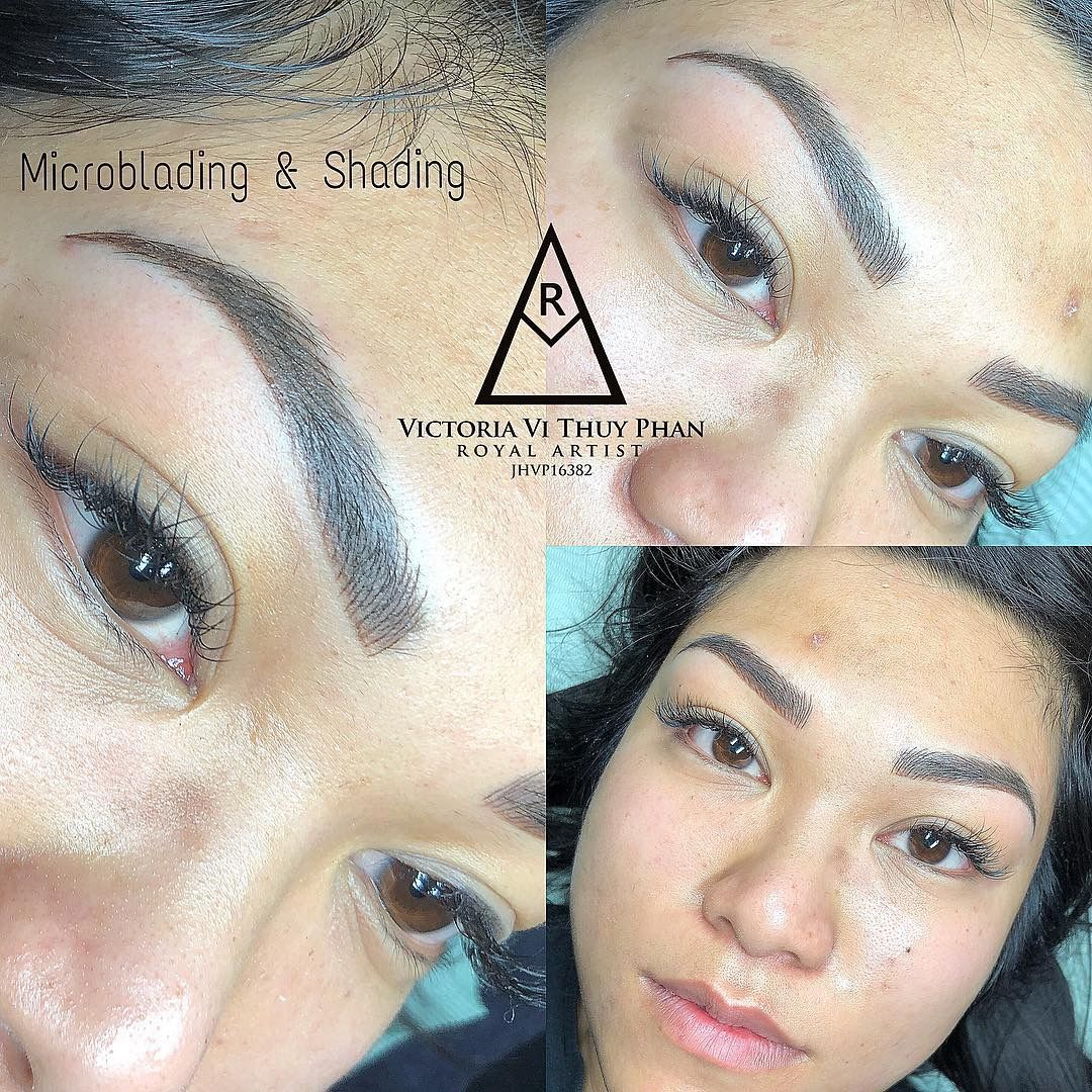 Pin by Brows By Victoria on Studio 8 (Microblading