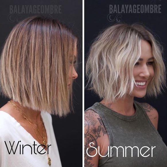 10 Trendy Short Haircuts for Thick Hair - Short Th