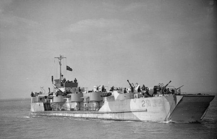 Image result for landing craft flak