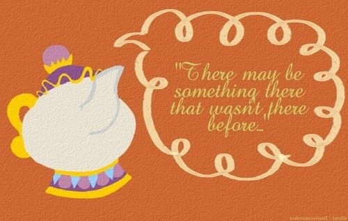 Amazoncom Beauty And The Beast Disney Quotes Decals For Rooms