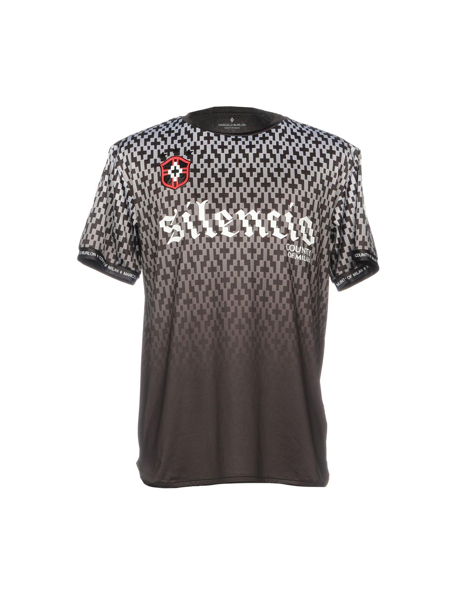 CAMISETAS Y TOPS - Camisetas Marcelo Burlon TfGdMmdZ