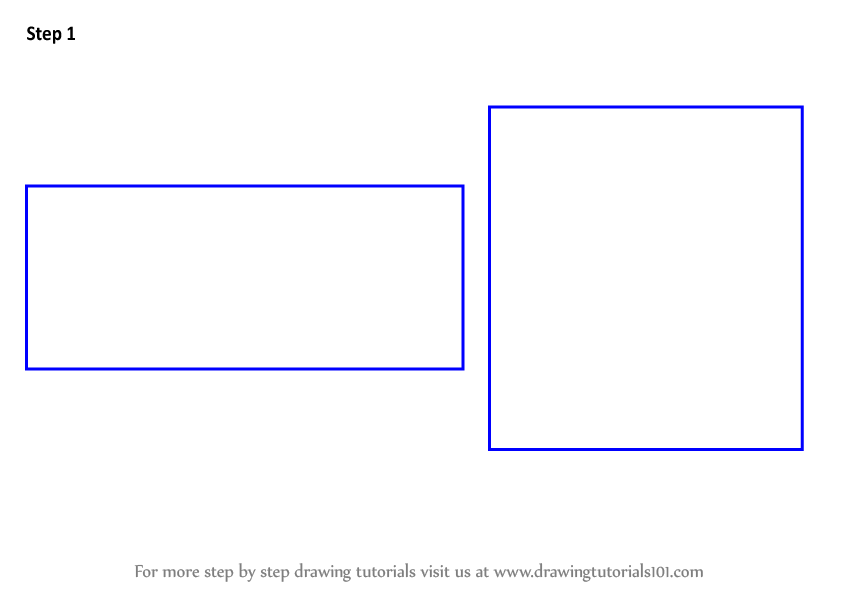 Learn How To Draw Simple Dump Truck Trucks Step By Step